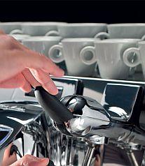 Black eagle coffee machine steam pull lever 1